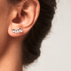 Bijoux d'oreilles Gladstone Argent