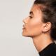 Bijoux d'oreilles Chuck Argent