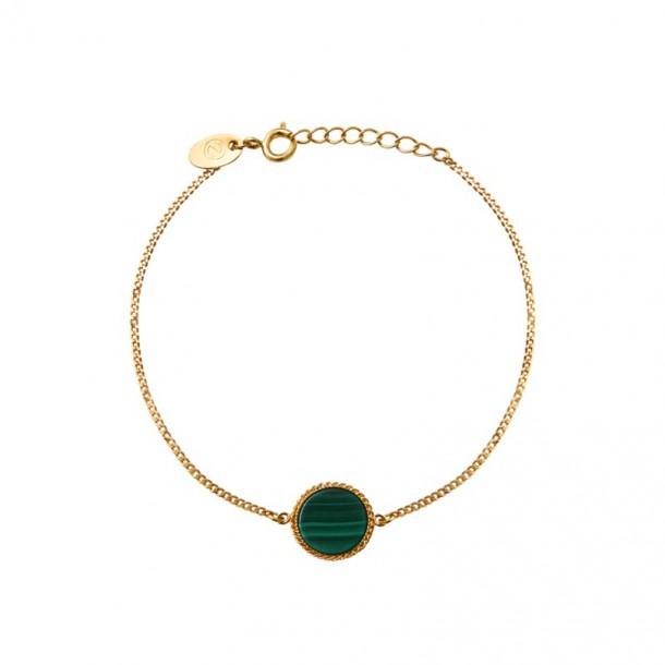 Bracelet Lady Malachite