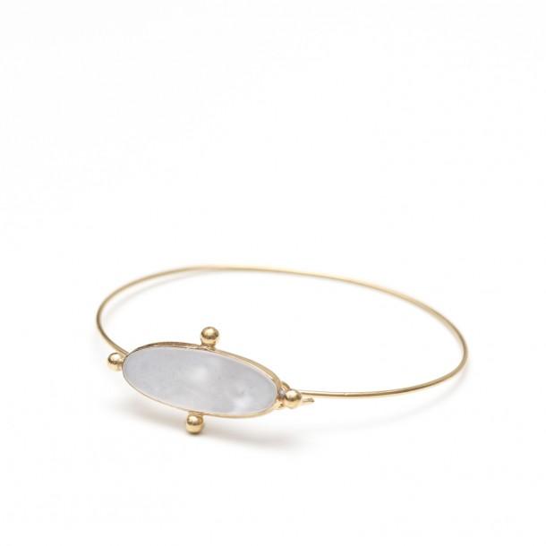 Bracelet Paule Aimée Nacre