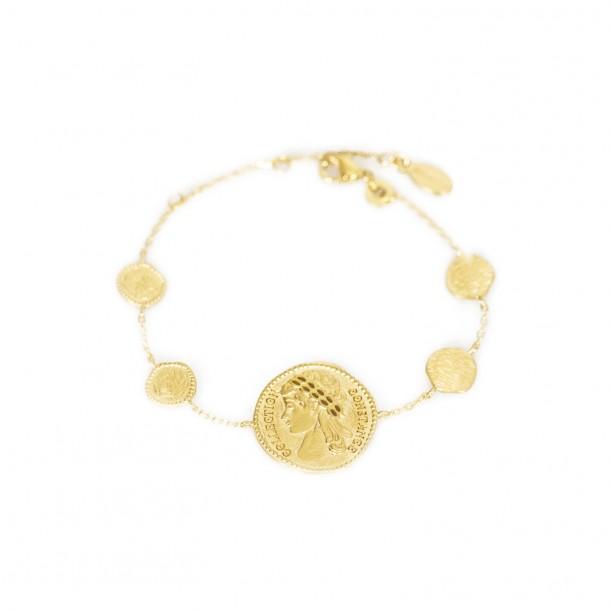 Bracelet souple Cléopatre