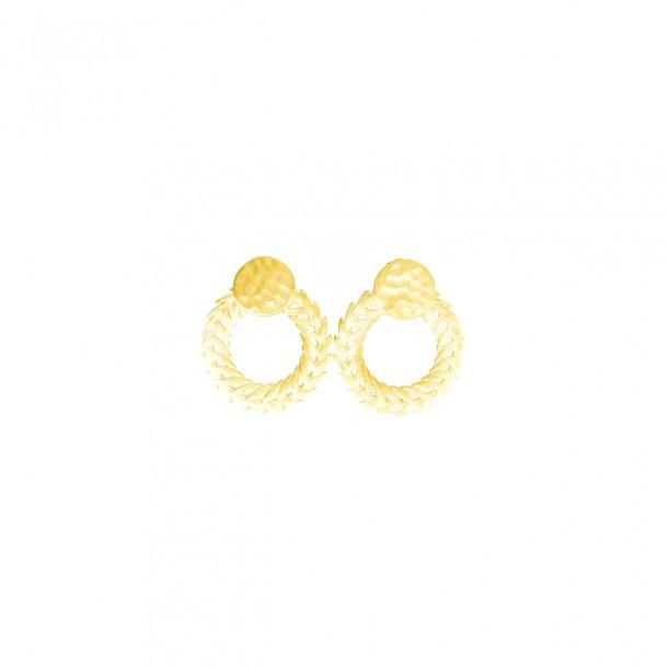 Boucles d'oreilles Apollon