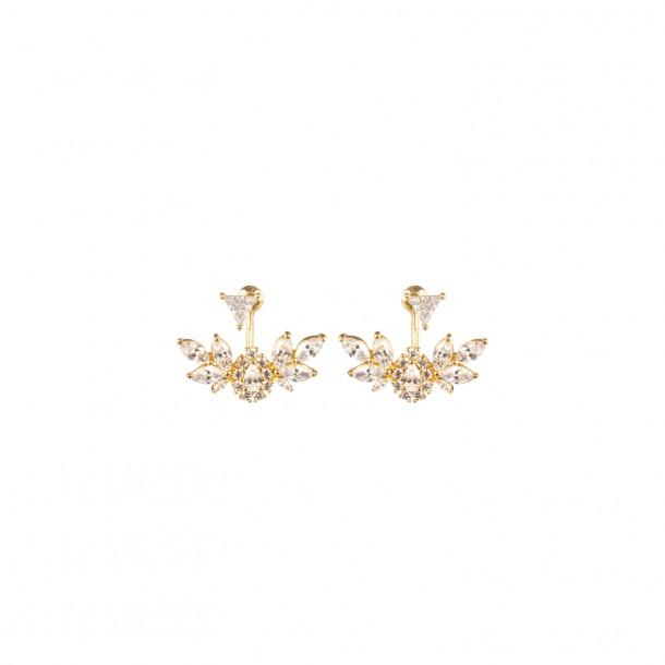 Bijoux d'oreilles Star Flower