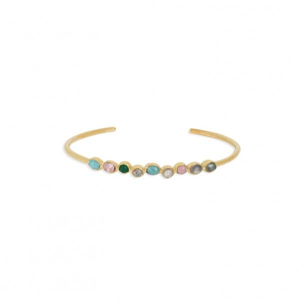 Bracelet Cephalonie multicolor