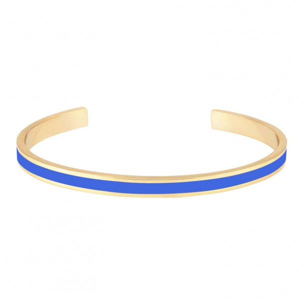 Jonc Bangle Bleu Majorelle