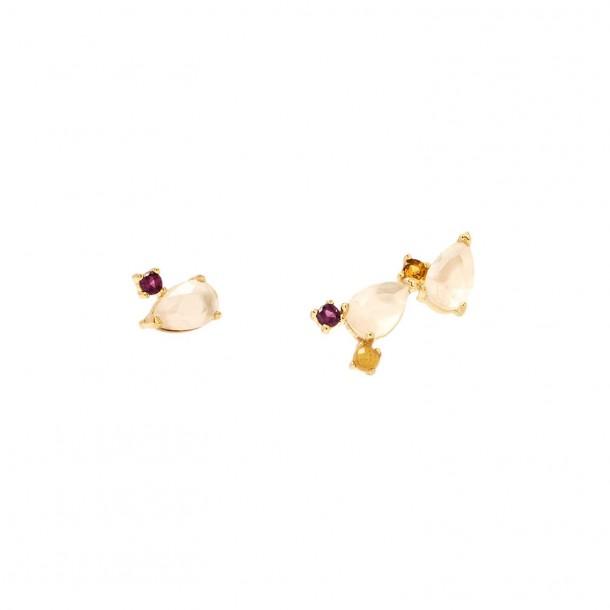 Bijoux d'oreilles Citric