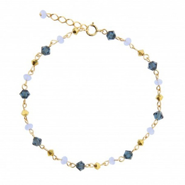 Bracelet Intemporel Bleu