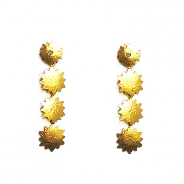 Boucles Starry Cactus