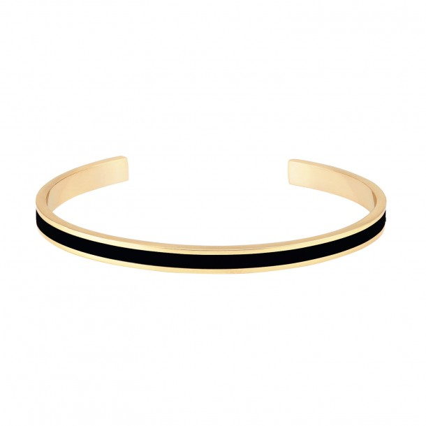 Jonc Bangle Noir