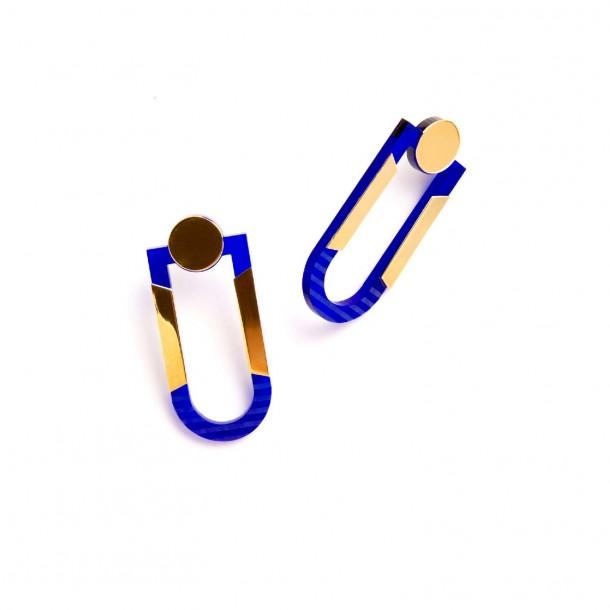 Boucles Ol's Bleu