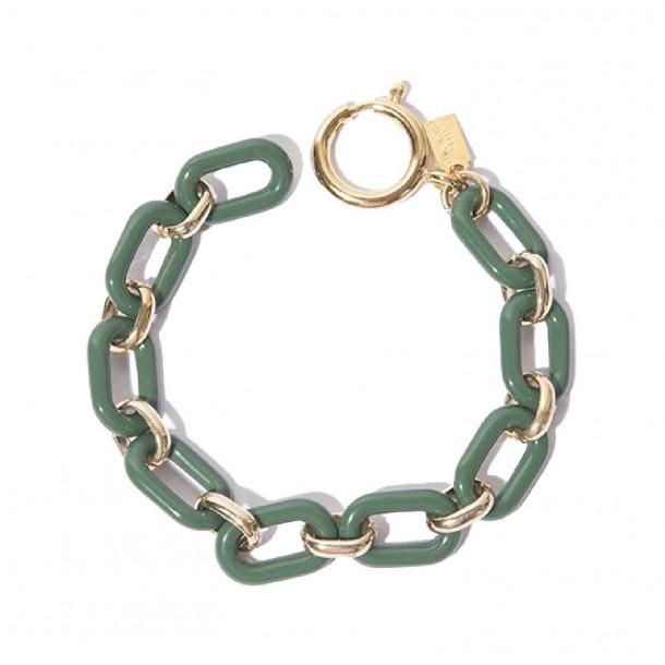 Bracelet Plaisance Vert