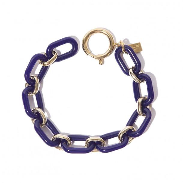 Bracelet Plaisance Bleu