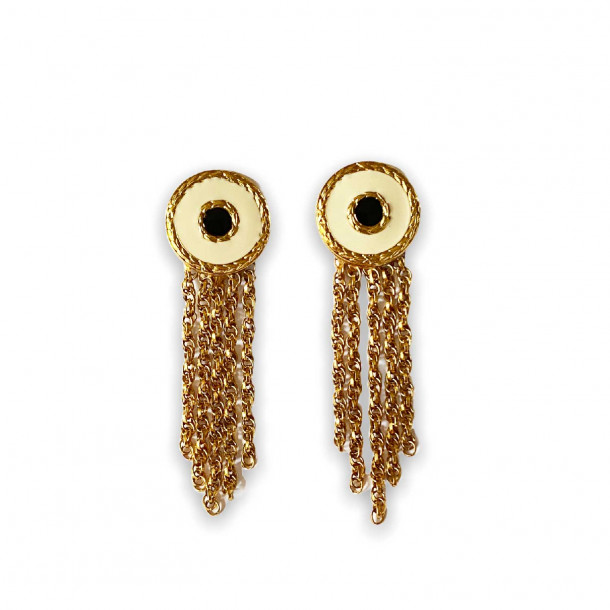 Boucles Lutetia Blanches