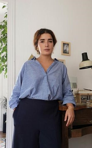 Paula, créatrice de La Géométrie