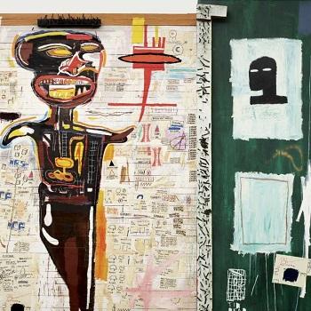Basquiat à la fondation Louis Vuitton